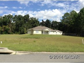 Land for Sale, ListingId:30364513, location: 25880 NW 4th Lane Newberry 32669