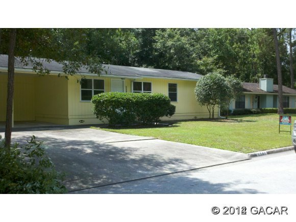 Rental Homes for Rent, ListingId:30455995, location: 2341 NW 54th Place Gainesville 32653