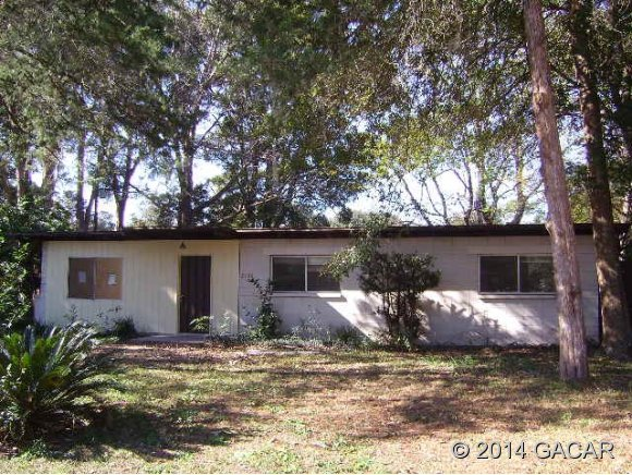 Rental Homes for Rent, ListingId:30809999, location: 2100 NW 55th Terrace Gainesville 32605