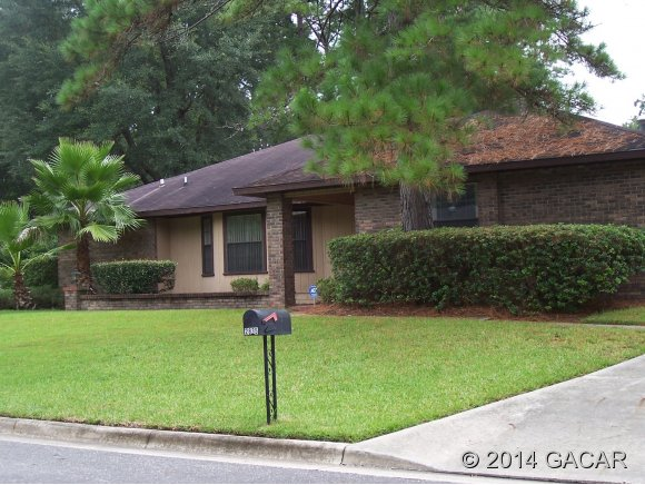 Rental Homes for Rent, ListingId:30859409, location: 2835 NW 27th Terrace Gainesville 32605