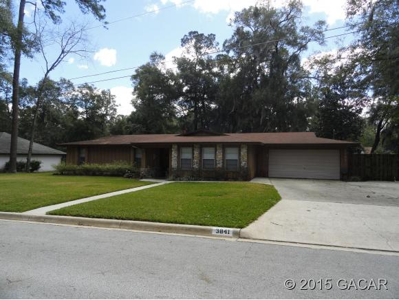 Rental Homes for Rent, ListingId:31523966, location: 3841 NW 35th Place Gainesville 32606