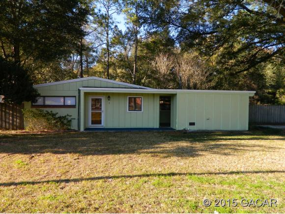 Rental Homes for Rent, ListingId:31698334, location: 8 NW 36th Street Gainesville 32607