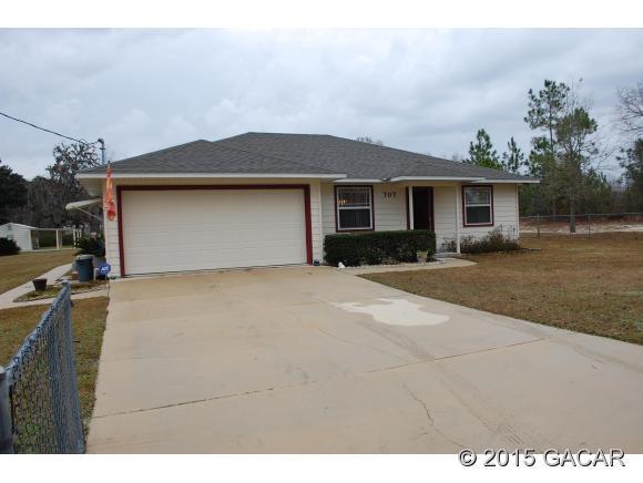 707 Se 50th St, Keystone Heights, FL 32656