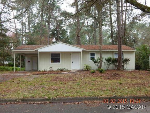Rental Homes for Rent, ListingId:31998986, location: 2631 NW 48th Place Gainesville 32605