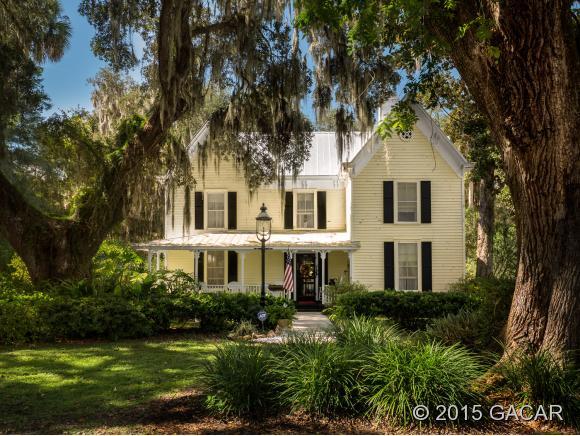Real Estate for Sale, ListingId: 32383553, McIntosh,FL32664