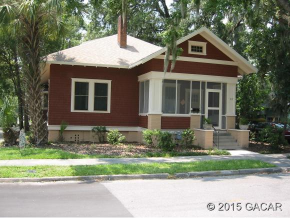Rental Homes for Rent, ListingId:33841123, location: 217 NE 6th Avenue Gainesville 32601