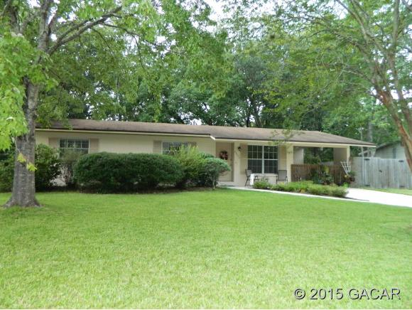 Real Estate for Sale, ListingId:34347639, location: 5806 NW 26 Terrace Gainesville 32653