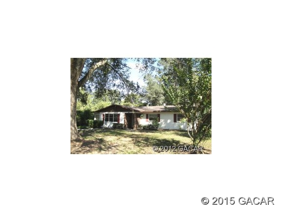 Rental Homes for Rent, ListingId:34536429, location: 3855 NW 17th Street Gainesville 32605