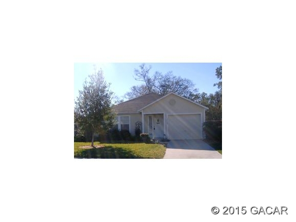 Rental Homes for Rent, ListingId:34713183, location: 3542 NW 25th Terrace Gainesville 32605