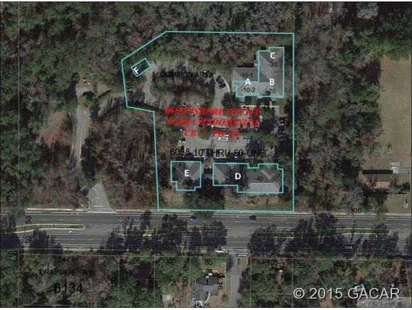 Commercial Property for Sale, ListingId:34972124, location: 5800 NW 39th Avenue Gainesville 32606