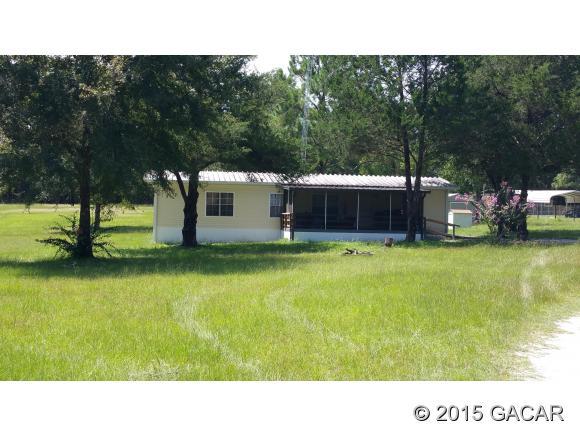 16150 Ne 75th St, Williston, FL 32696