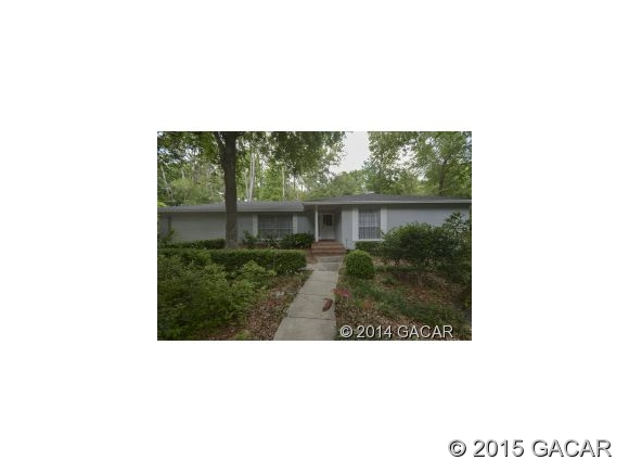 Rental Homes for Rent, ListingId:35548711, location: 405 NW 28th Terrace Gainesville 32607