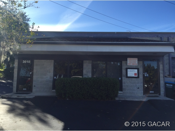 Commercial Property for Sale, ListingId:36588905, location: 3612 NW 97th Boulevard Gainesville 32606