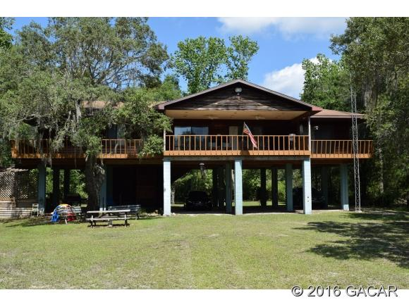 663 Se 295th Ave, Old Town, FL 32680