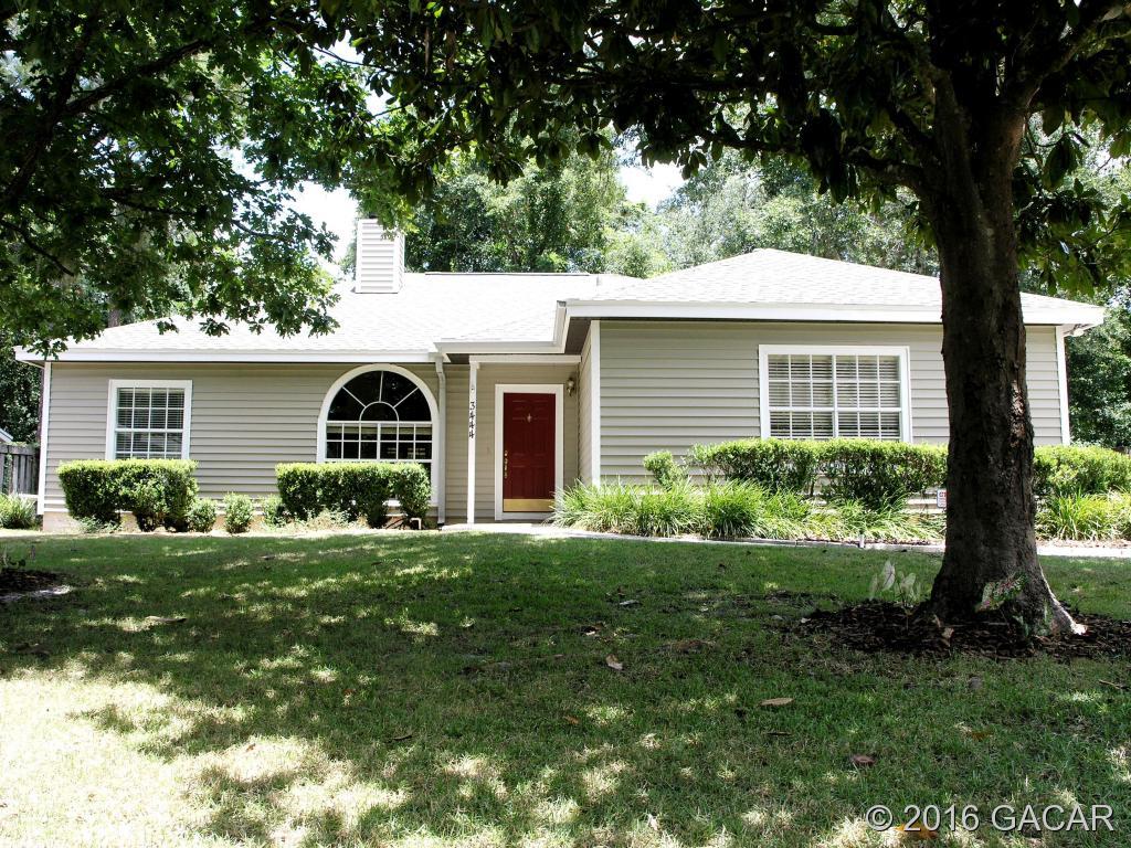 Photo of 3444 Northwest 54th Lane  Gainesville  FL