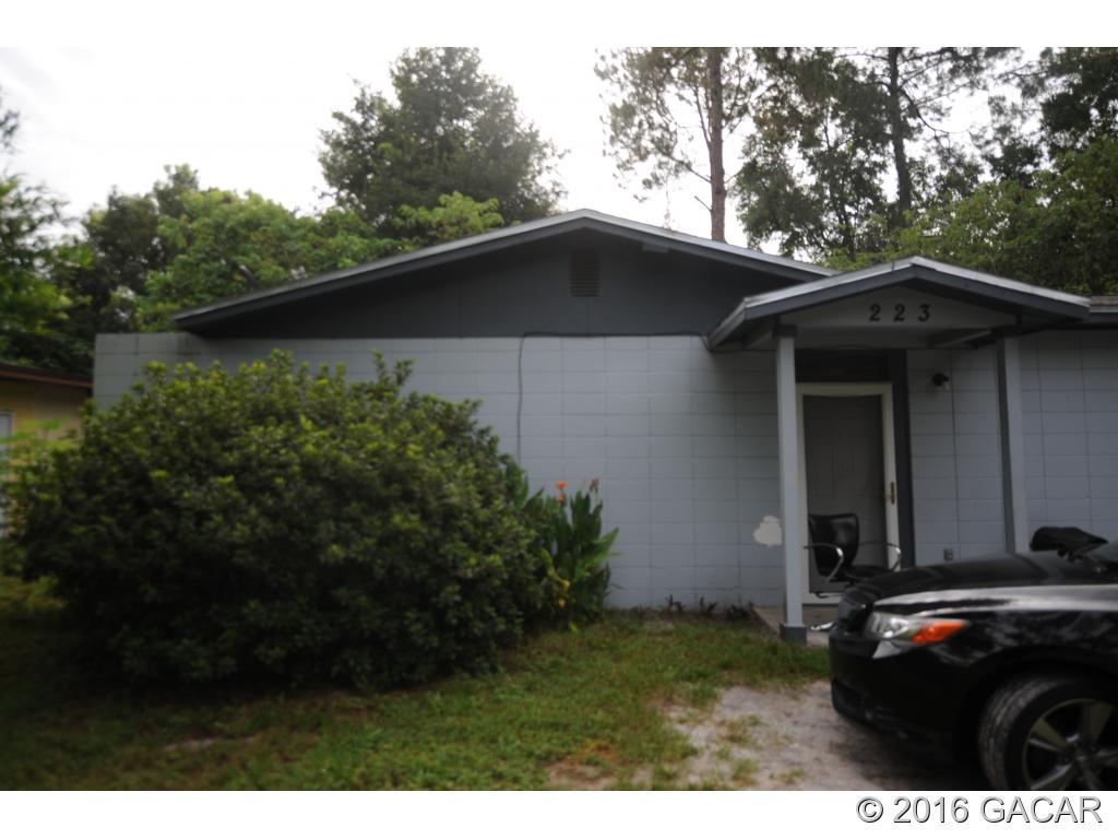 Photo of 223 SE 20 Street  Gainesville  FL