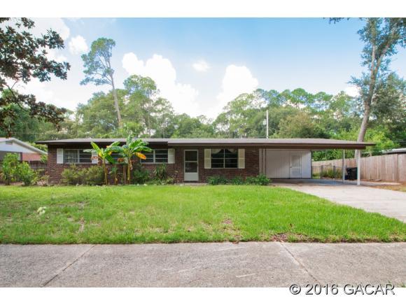 1618 Ne 16th Ter, Gainesville, FL 32609