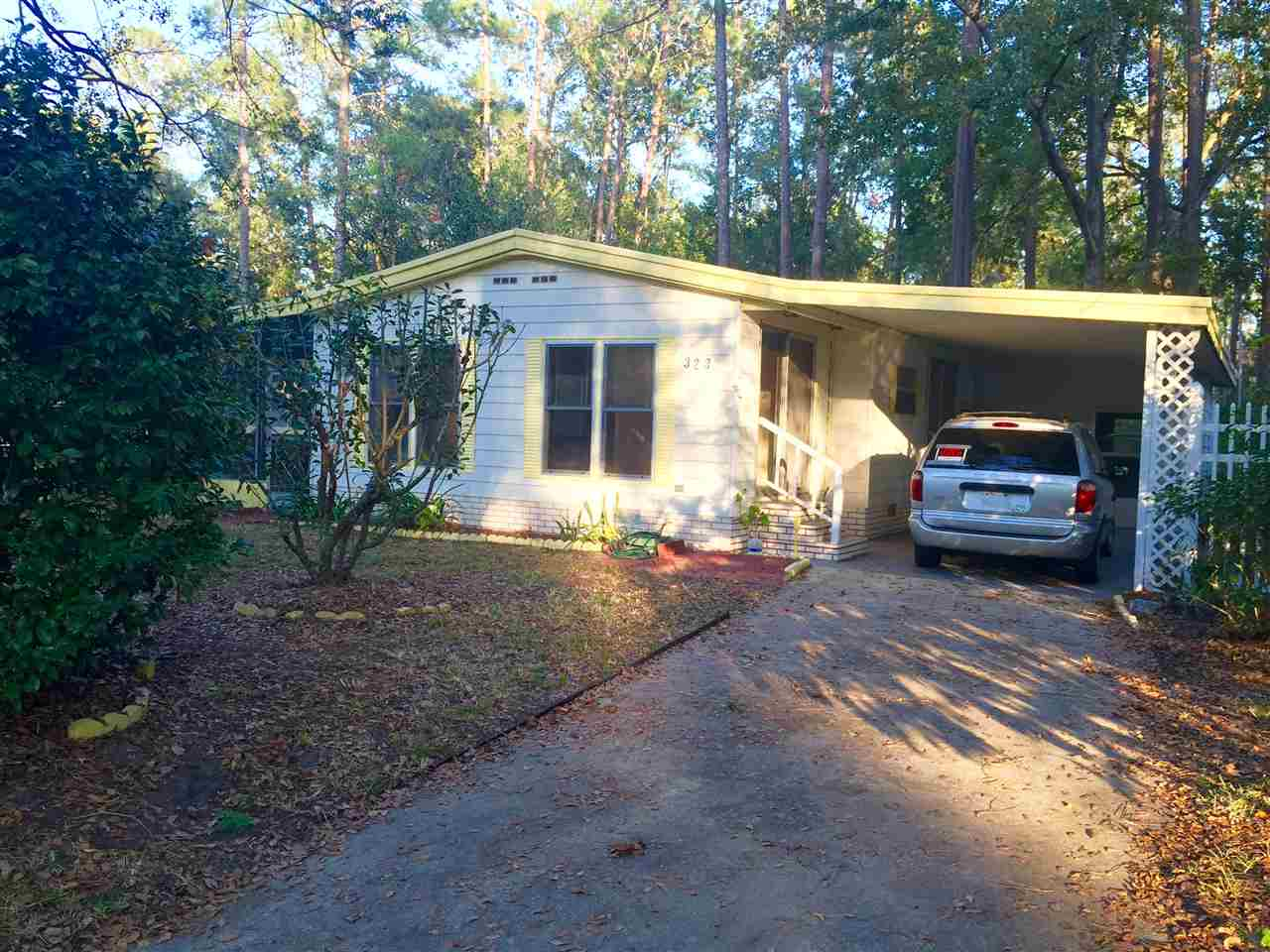 Photo of 8620 NW 13th Lot 323 Street  Gainesville  FL
