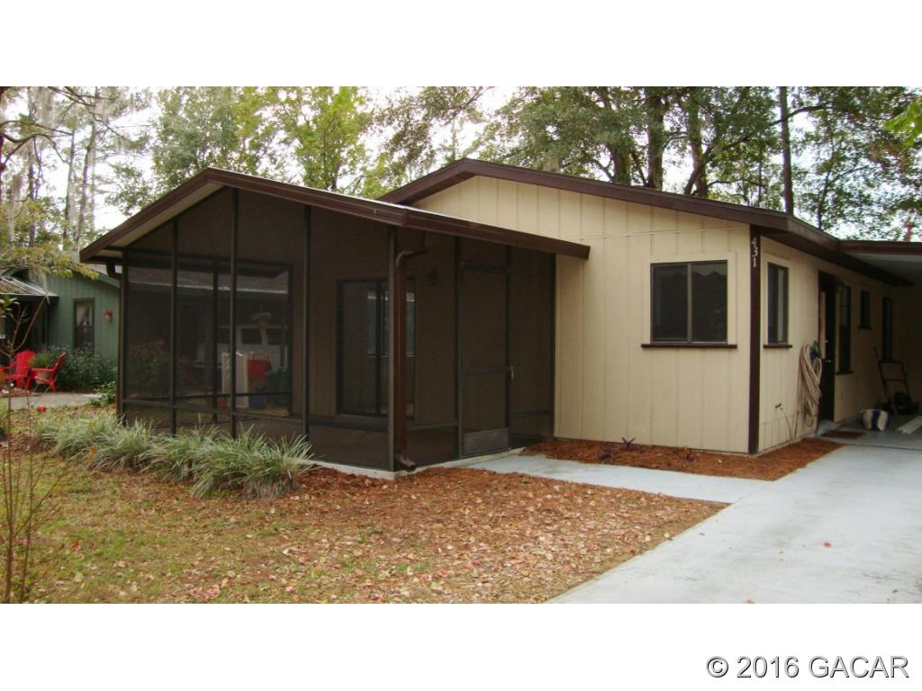 Photo of 8620 NW 13th Lot 431 Street  Gainesville  FL