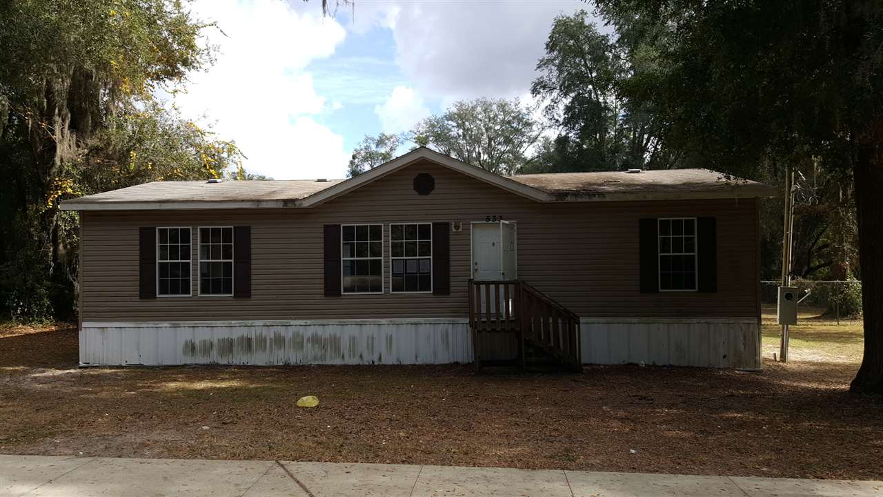Photo of 533 NW 257th Street  Newberry  FL