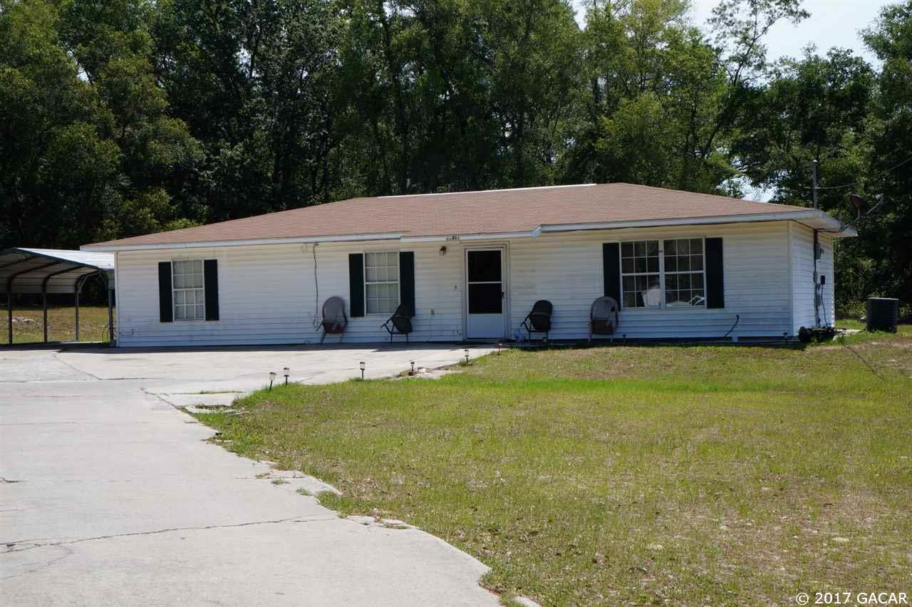 Photo of 21491 NE 38 Place  Williston  FL