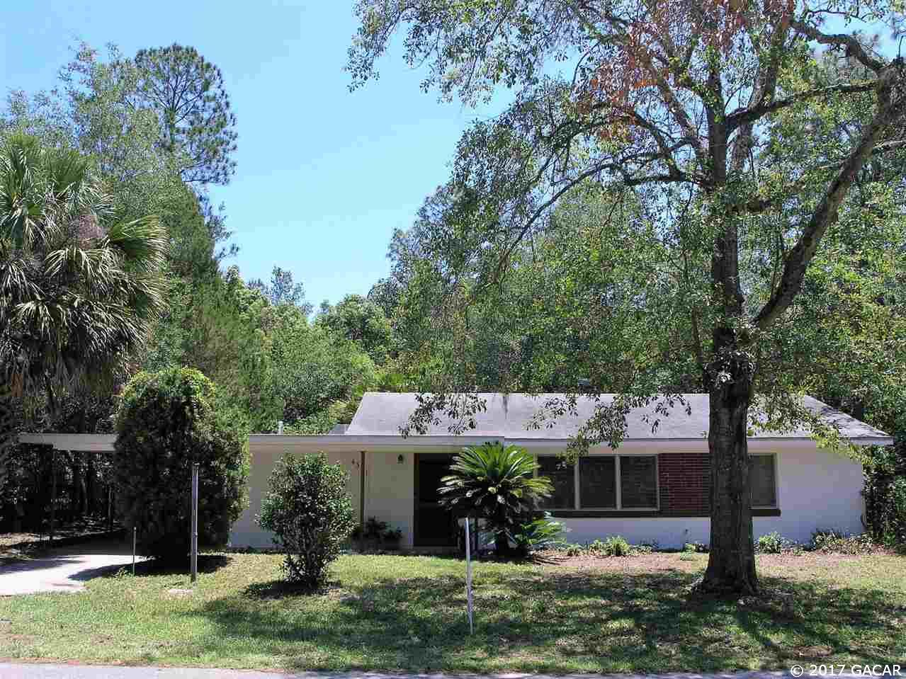 Photo of 4321 NW 10th Street  Gainesville  FL