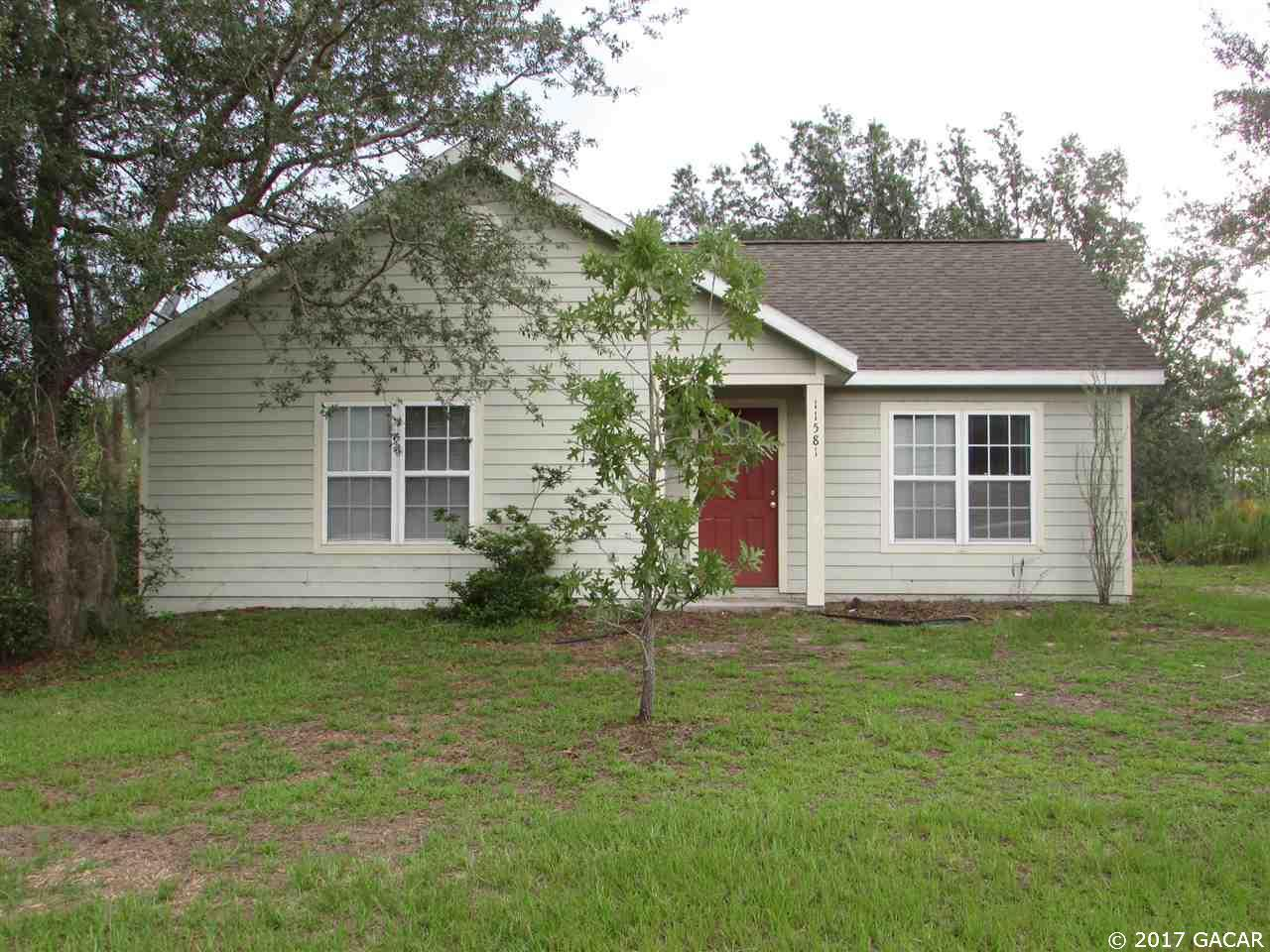 Photo of 11581 NE 63rd Place  Williston  FL