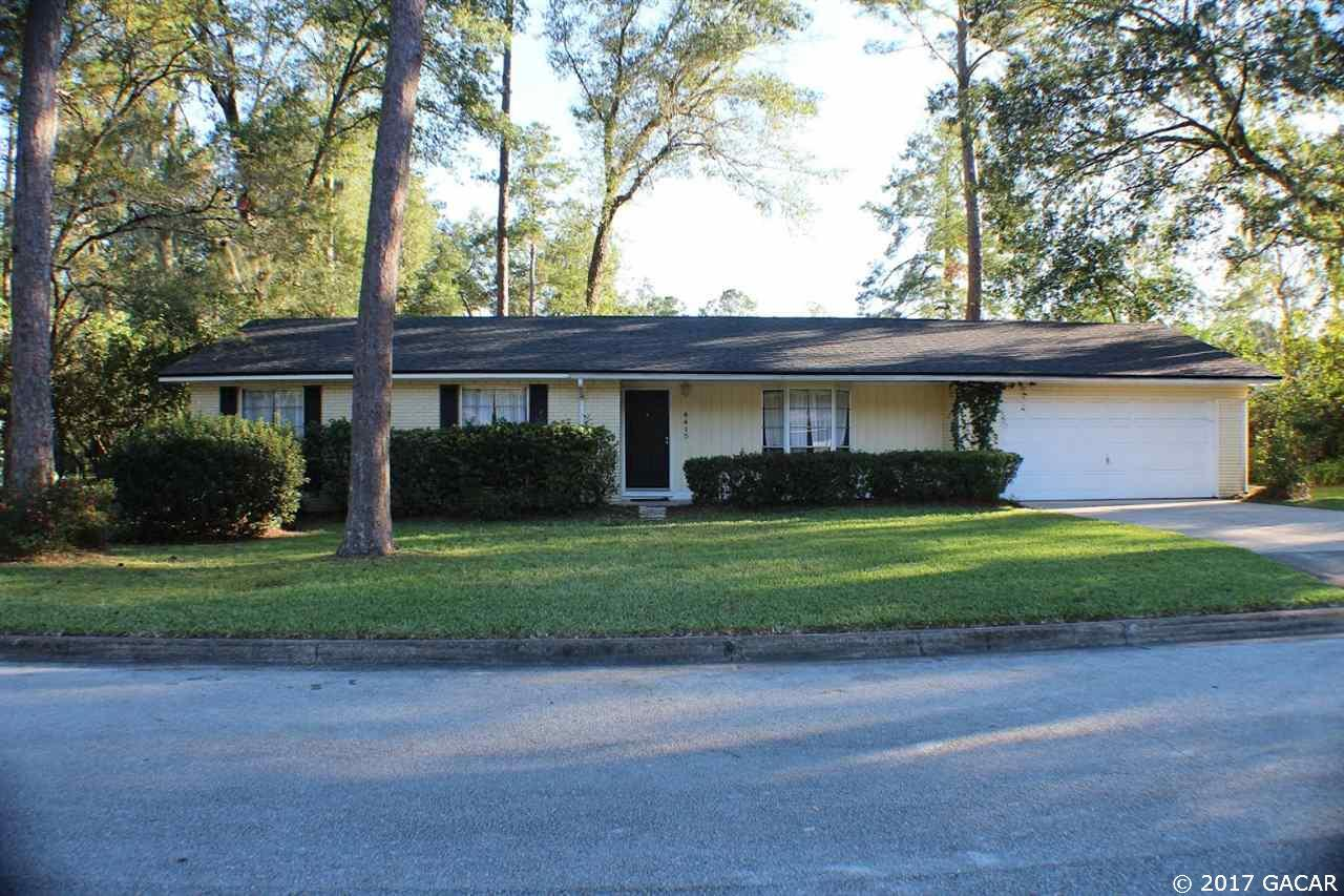 Photo of 4415 NW 32nd Place  Gainesville  FL