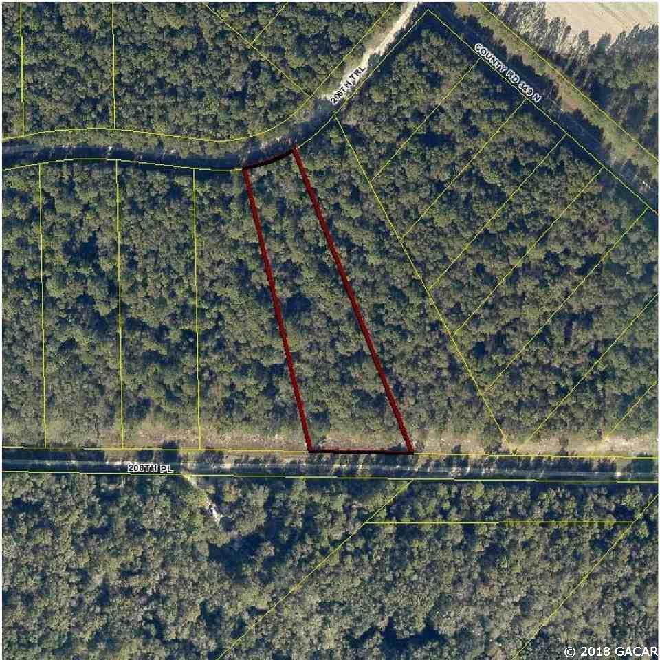 LOT 14 206TH Trail Obrien, FL 32071