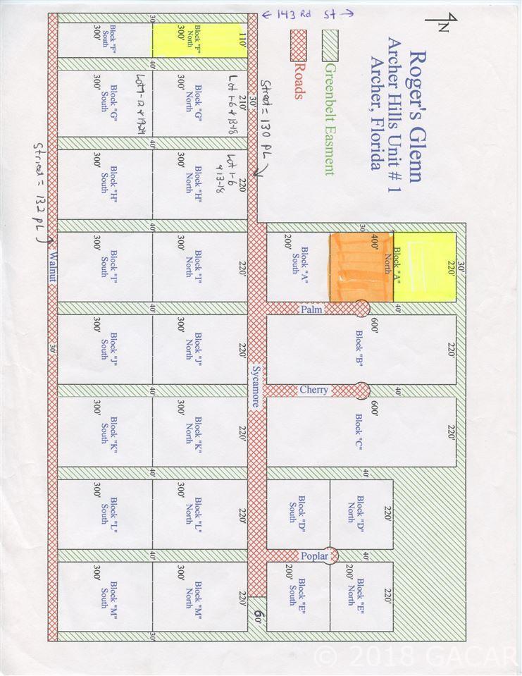 Tbd Sw 128 Place Archer, FL 32618