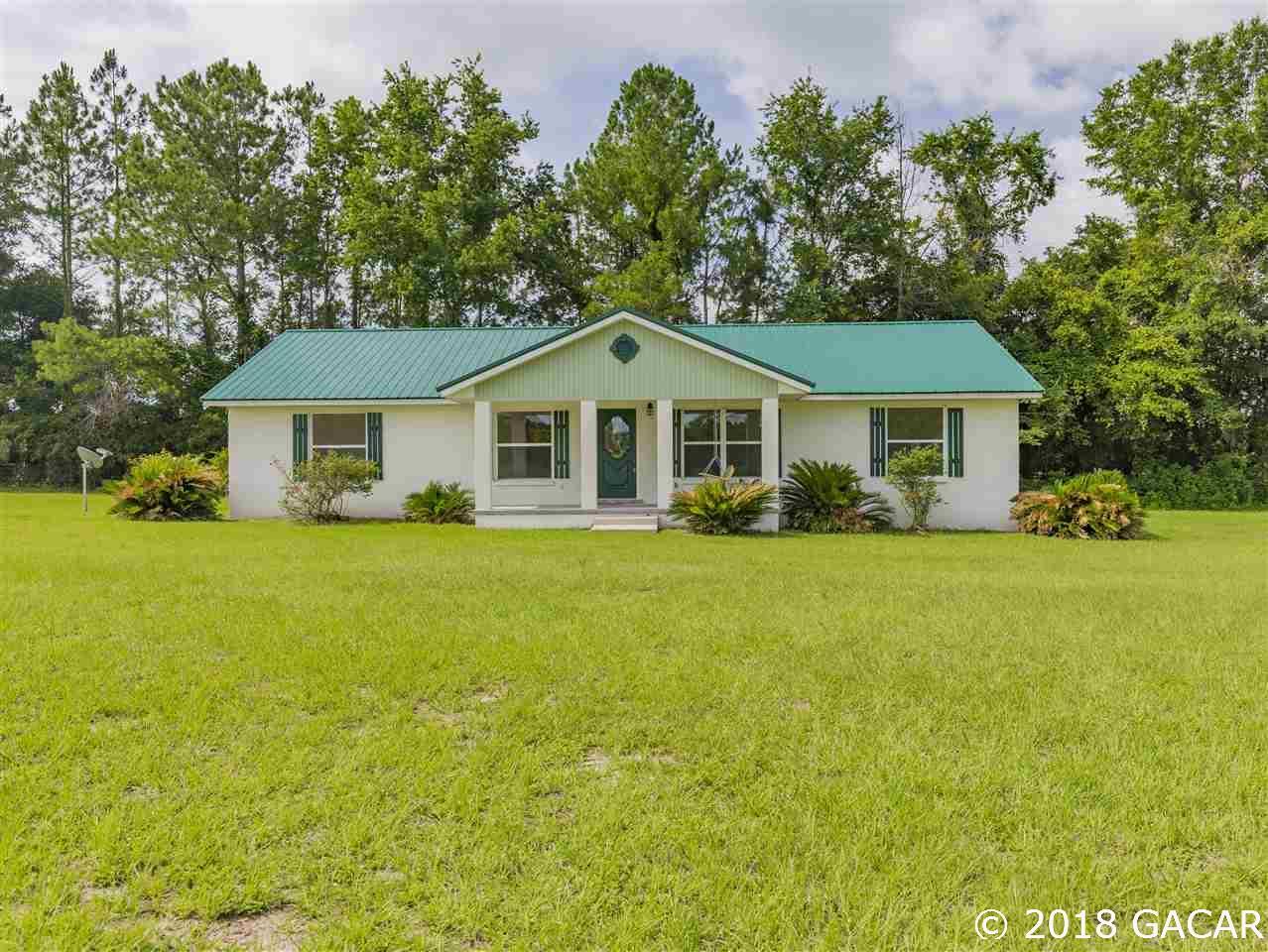 8260 W Cr 18 Lake Butler, FL 32054