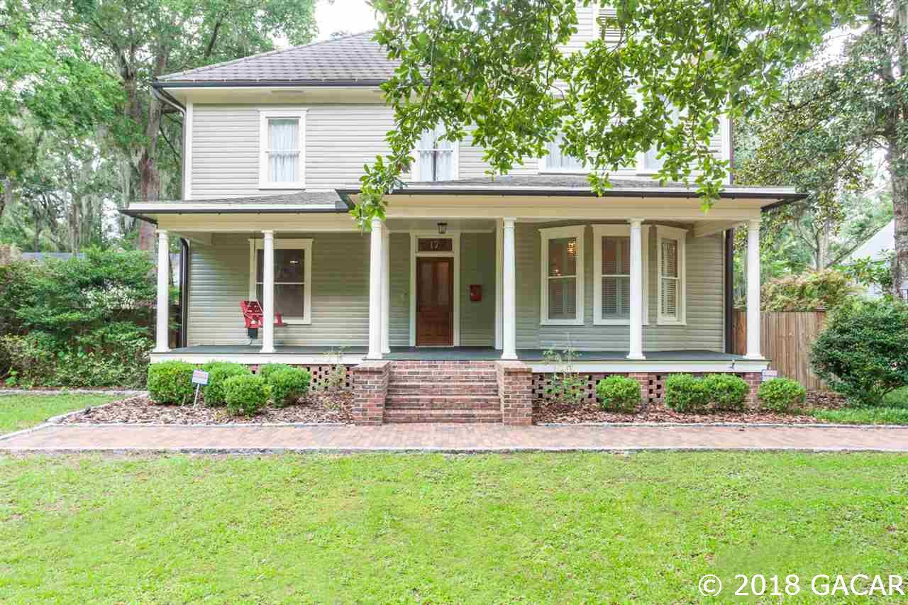 2 Story,3+ Story,Traditional, Detached - Gainesville, FL (photo 1)