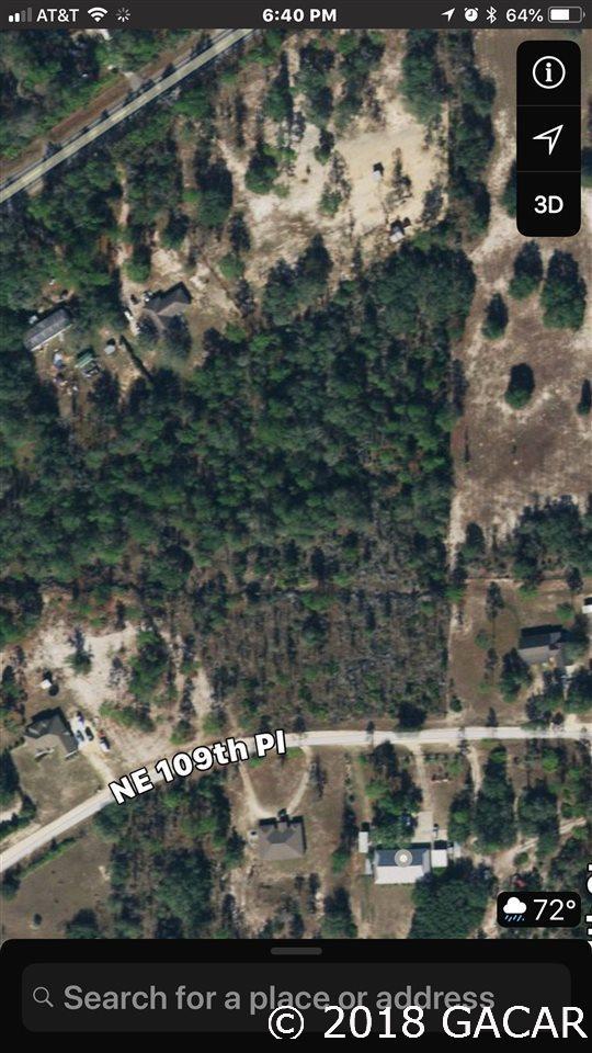 Lot 13 Ne 109th Place Archer, FL 32618