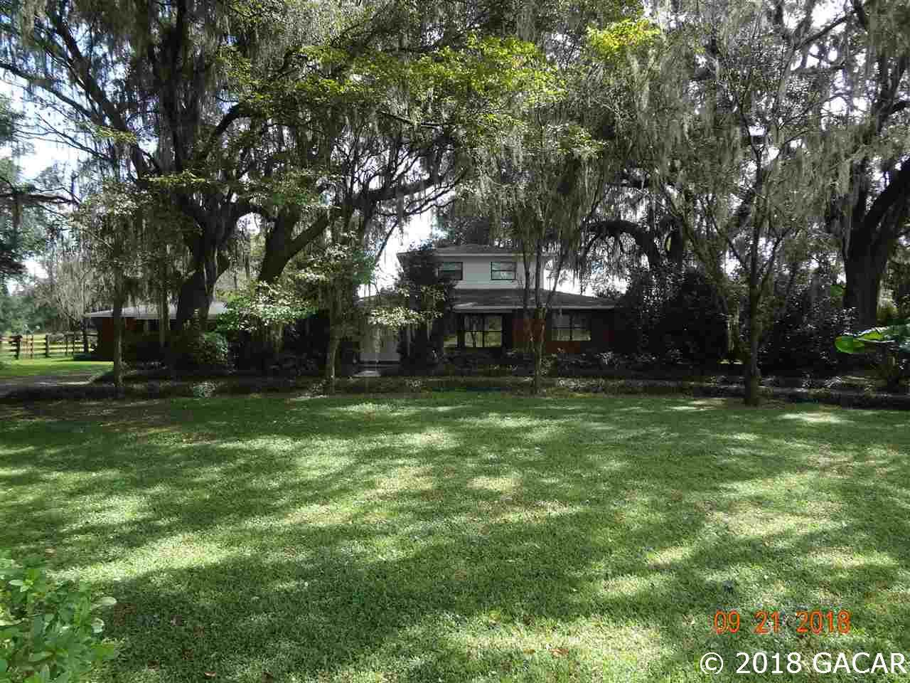 6721 & 6803 W State Road 235, one of homes for sale in Alachua