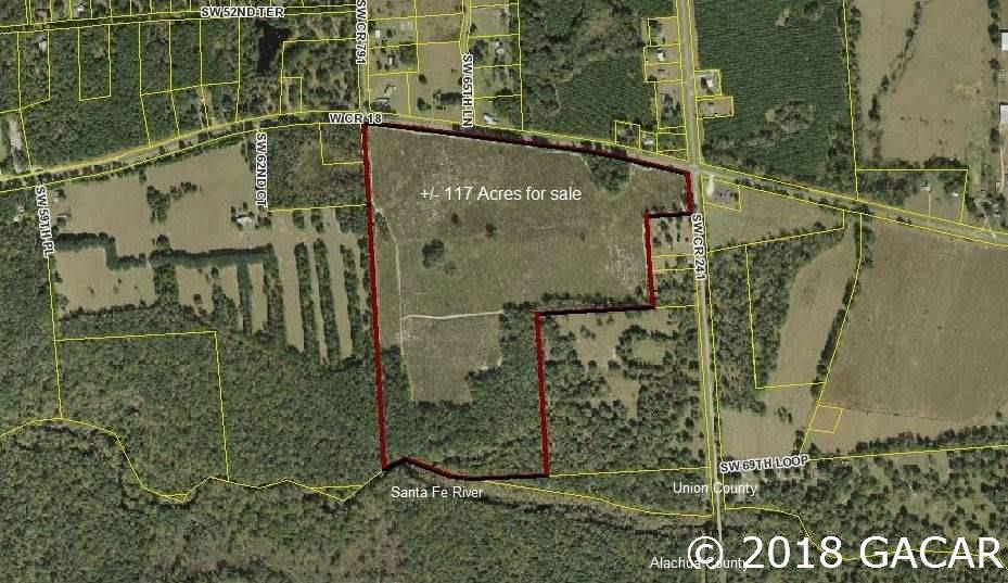 117 Acres W County Road 18 Lake Butler, FL 32054