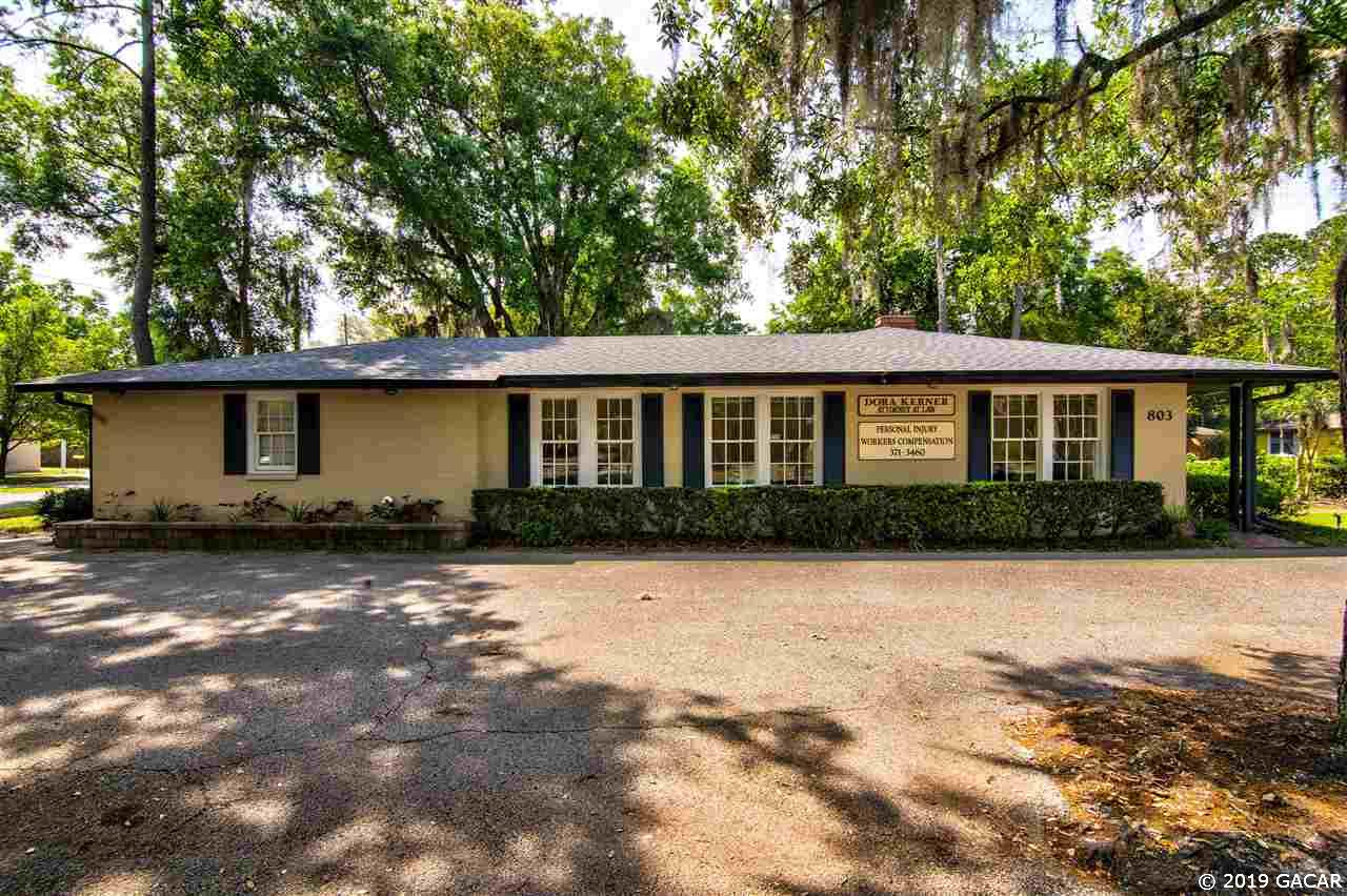 One of Alachua 5 Bedroom Homes for Sale at 803 NW 23rd Avenue
