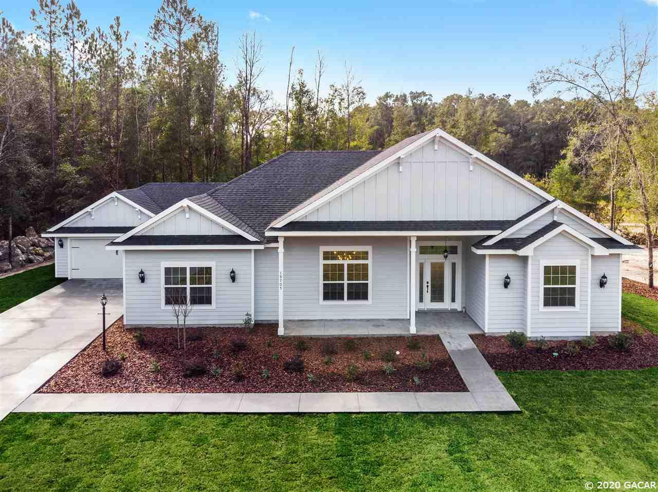 One of Alachua 4 Bedroom Homes for Sale at 19705 NW 159th Place