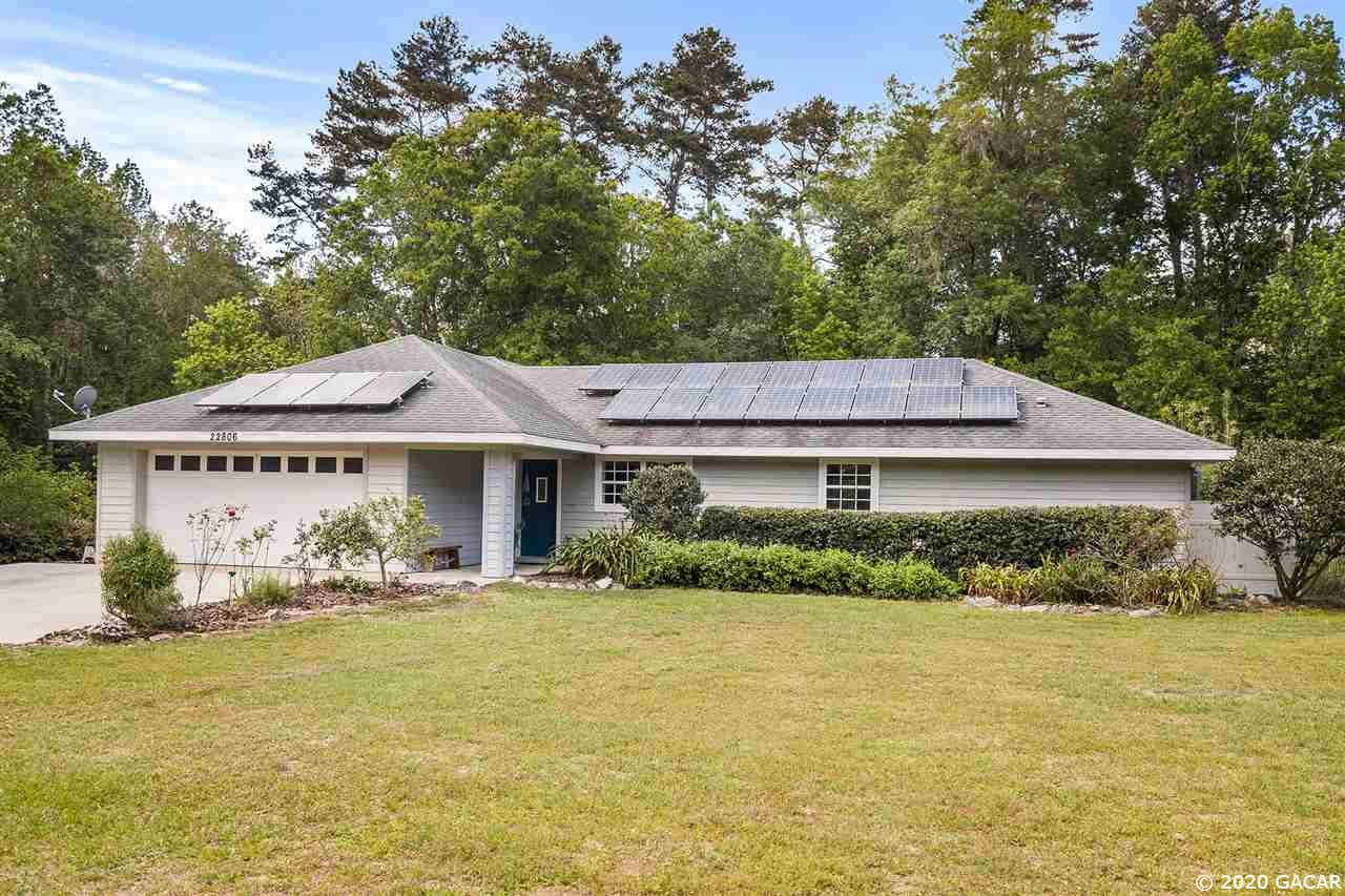 22806 NW CR 241 Road, one of homes for sale in Alachua