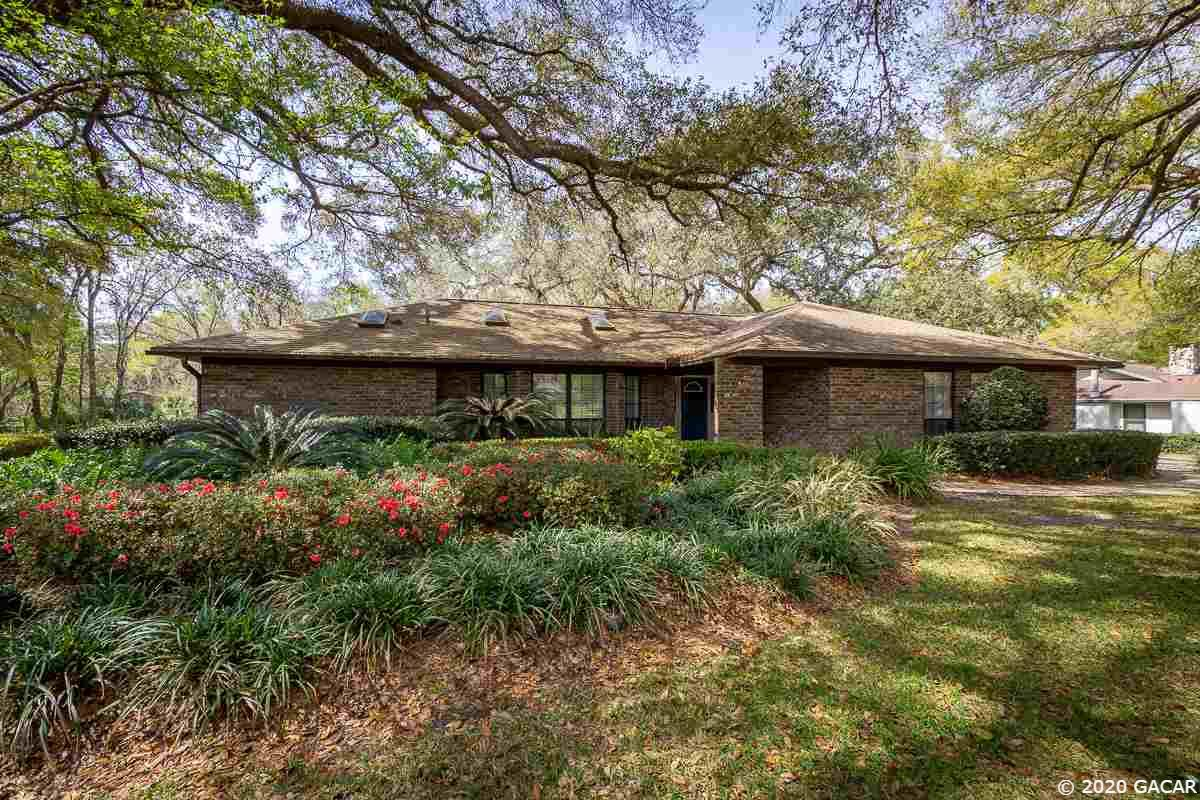 One of Alachua 4 Bedroom Homes for Sale at 11214 Creek Drive