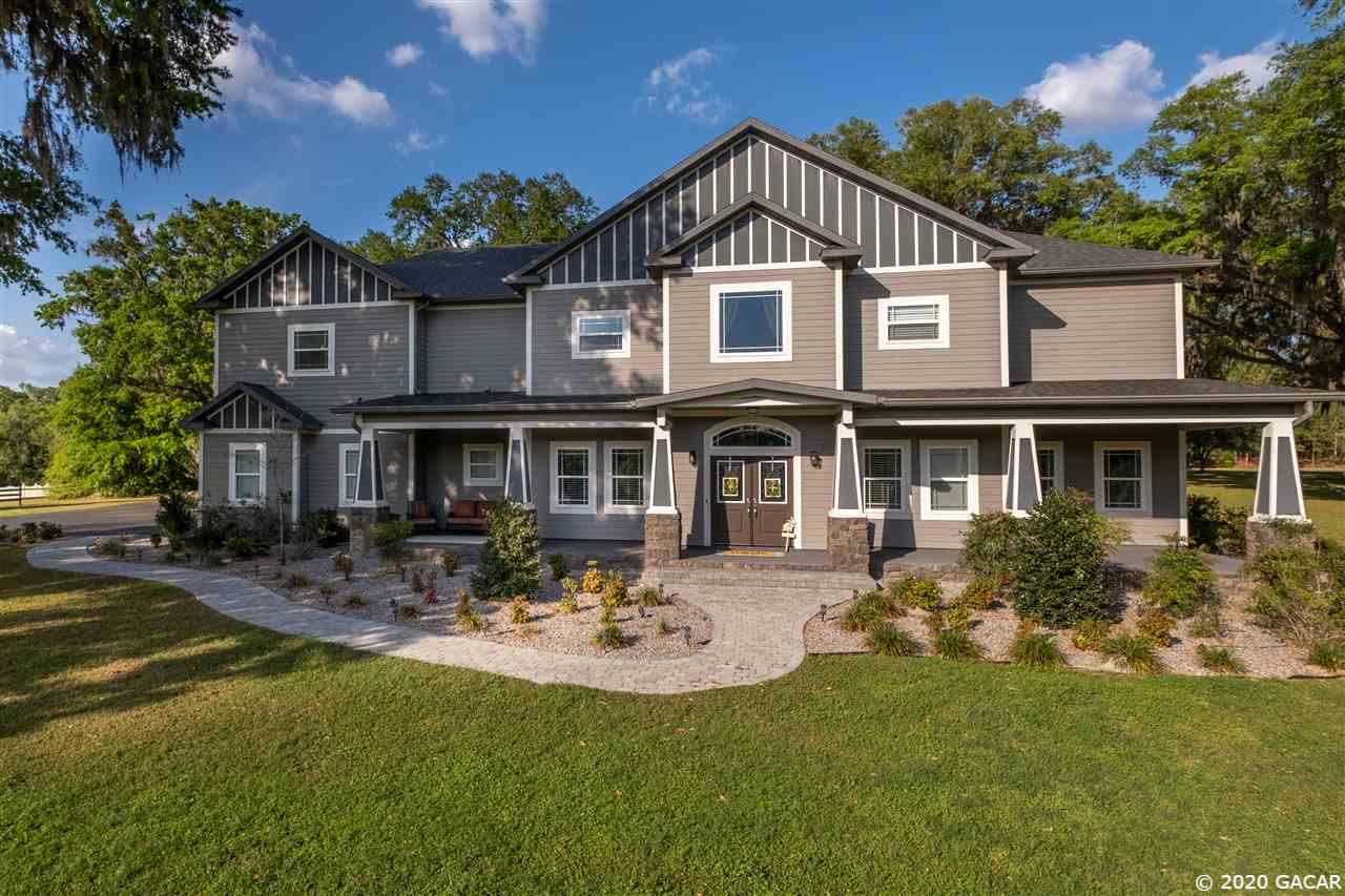 10065 NW 136TH Drive, one of homes for sale in Alachua