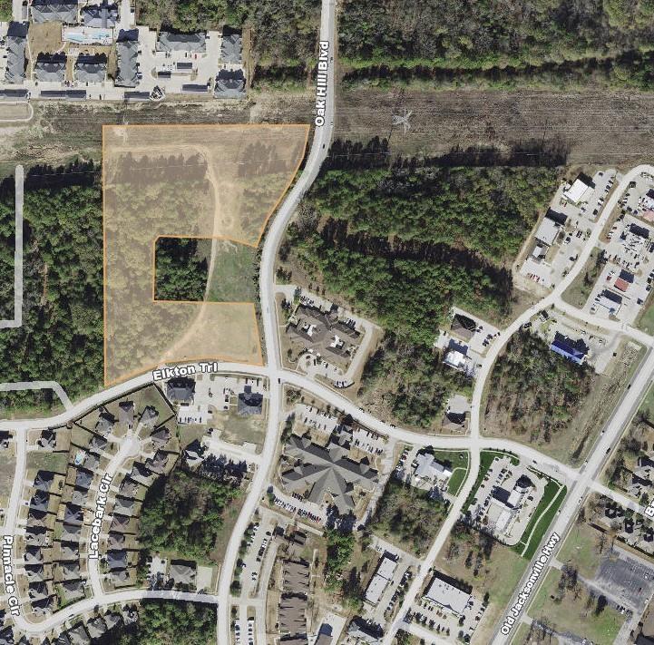 6595 Oak Hill Blvd., Tyler, Texas