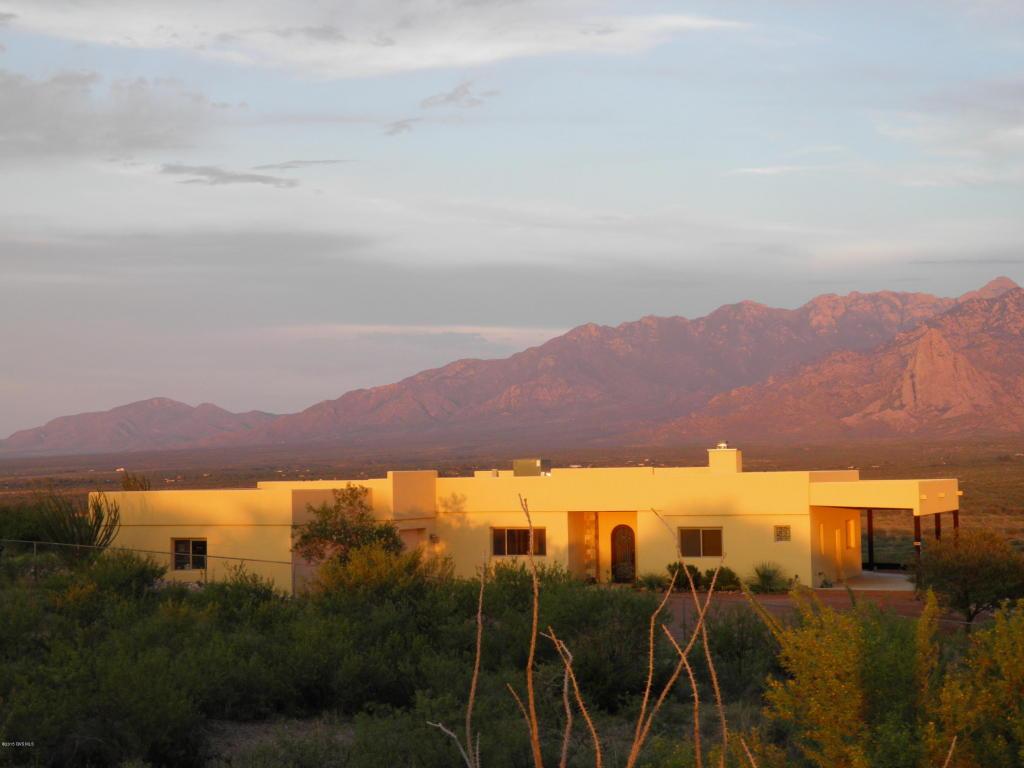 4.25 acres Green Valley, AZ