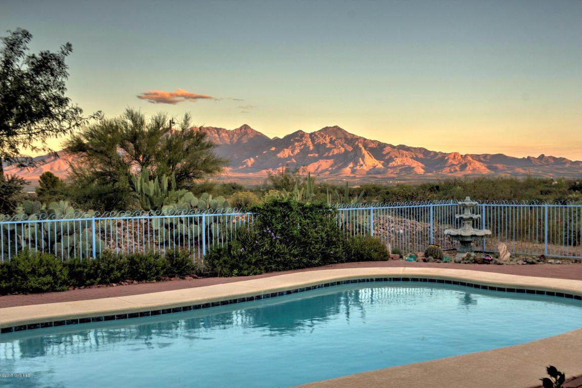 4.77 acres Green Valley, AZ