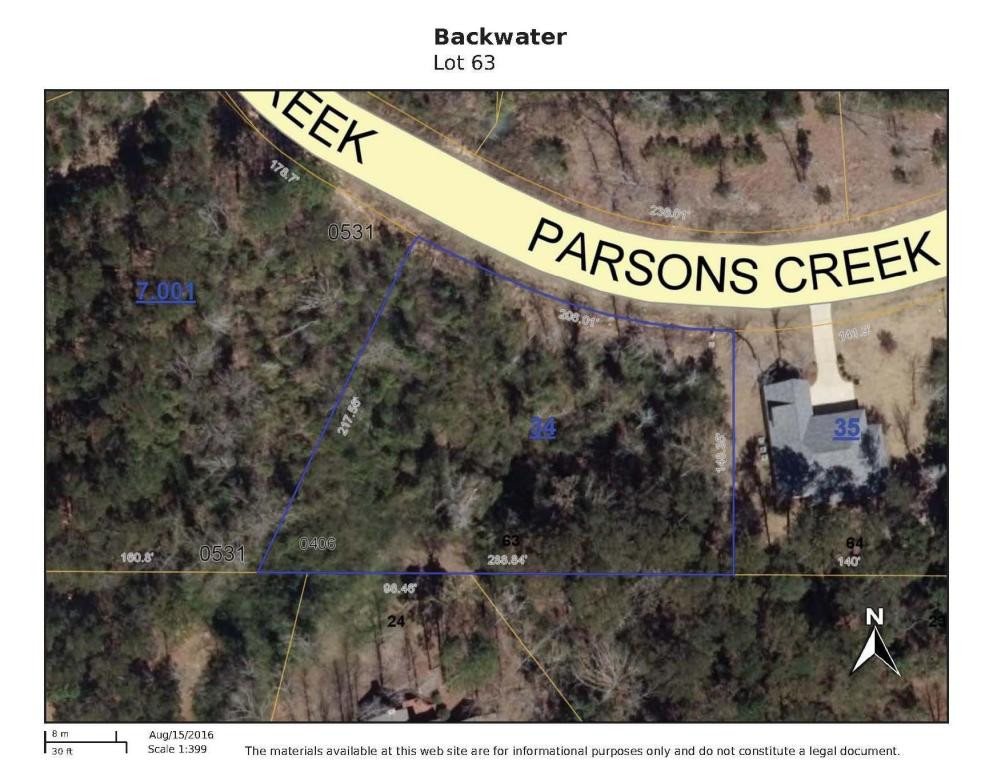 primary photo for Lot 63 Parsons Creek, Hattiesburg, MS 39402, US