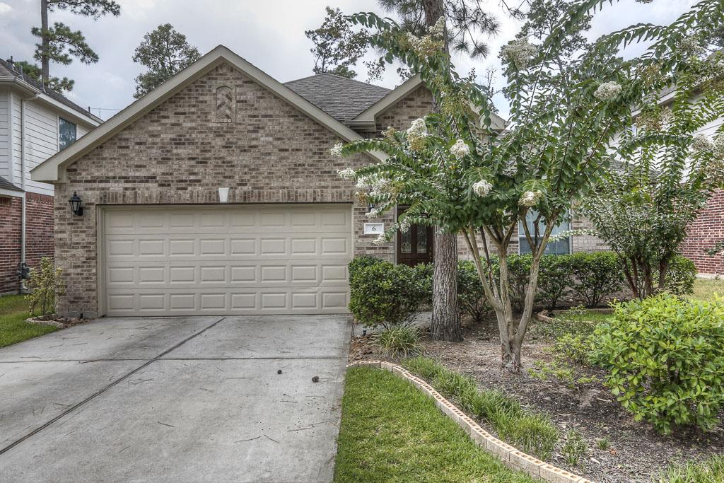 Photo of 6 Milepost Court  The Woodlands  TX