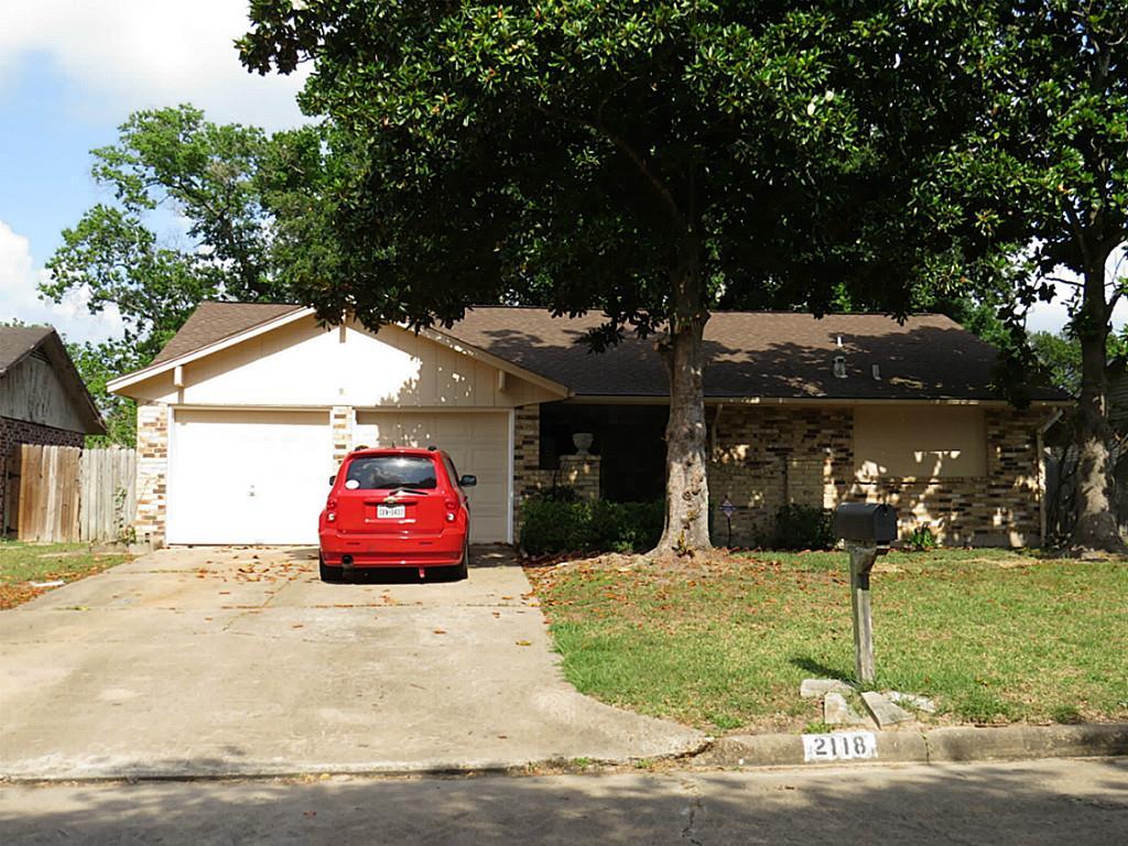 Photo of 2118 Bentvine Drive  Houston  TX