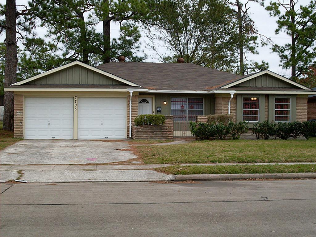 Photo of 7705 Parker Road  Houston  TX