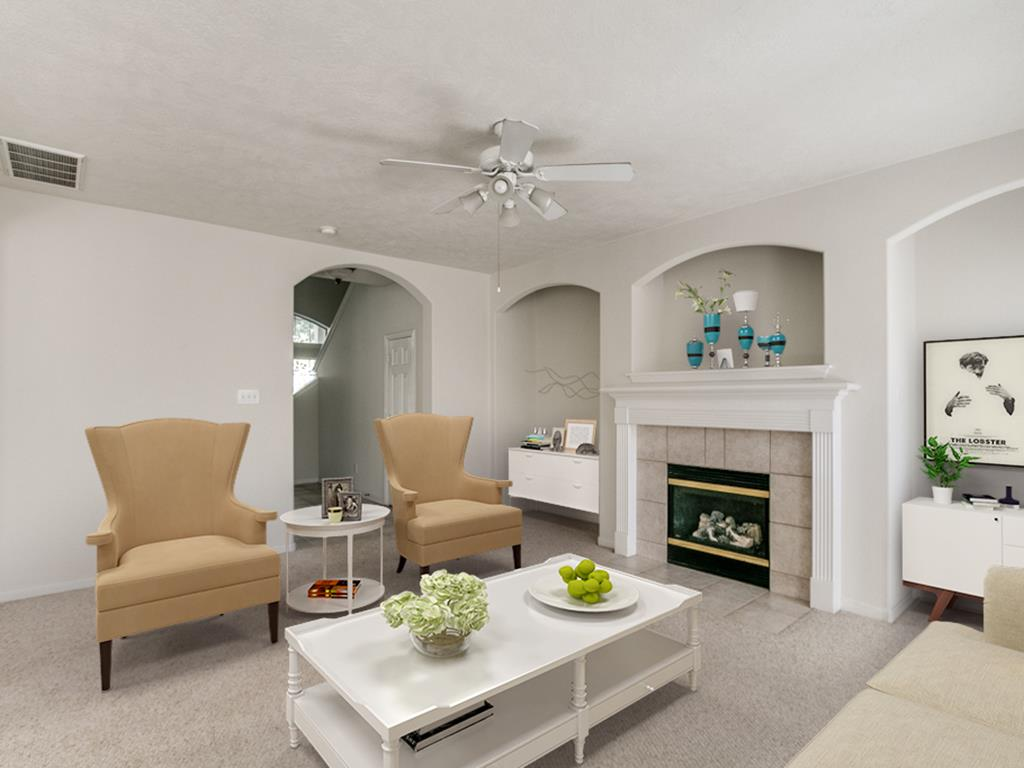 Photo of 162 W Burberry Circle  The Woodlands  TX