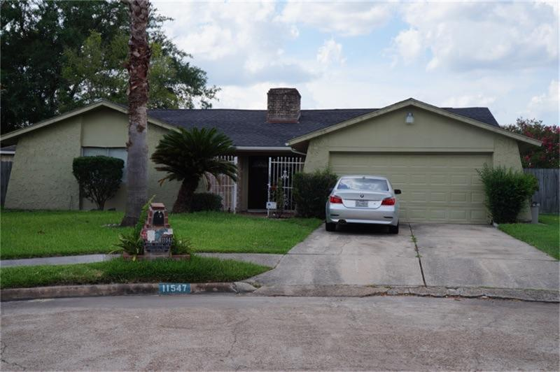 Photo of 11547 New Vista Lane  Houston  TX