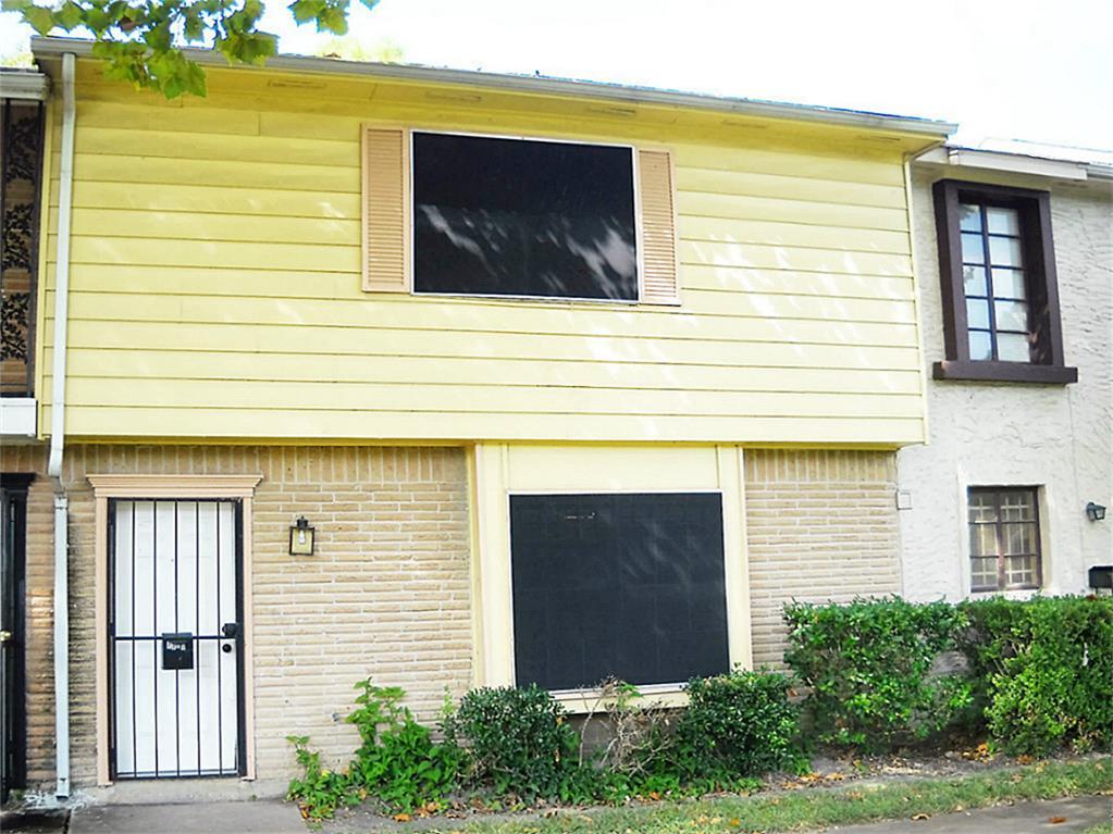 Photo of 7320 Crownwest Street  Houston  TX